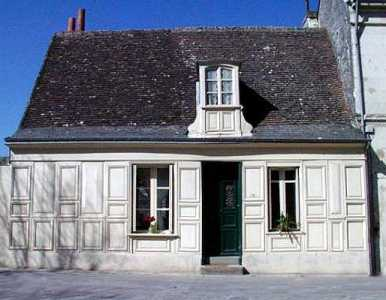 House rental Loches Loire Valley for rent