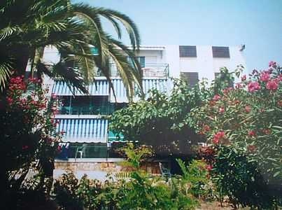 Costa Dorada Spain apartment for rental - map