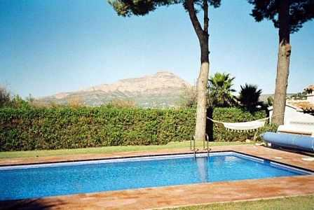 Costa Blanca Spain villa for sale
