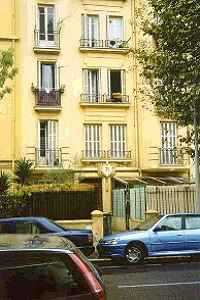 1 bedroom holiday apartment for rent in Nice