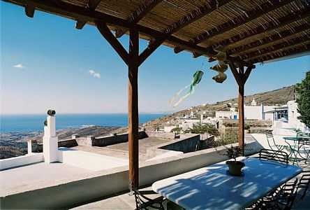 Cyclades Greek island villa for sale on Tinos