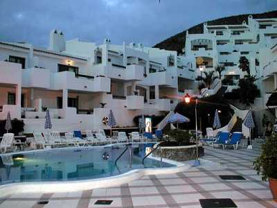Tenerife apartment for sale with pool