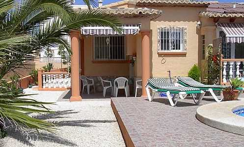 Luxury rental apartment with pool Calpe Costa Blanca