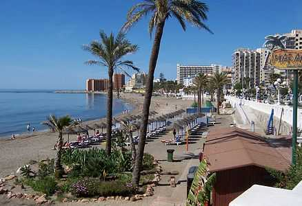 Apartment rental in Costa del sol Spain