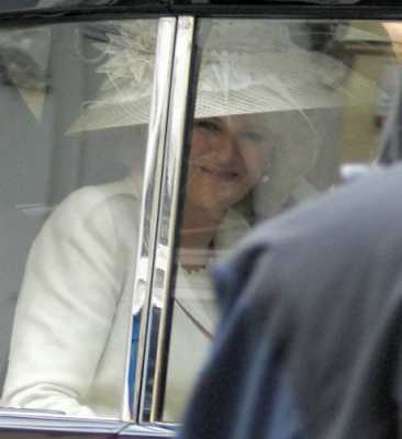 Photo of Camilla wedding dress